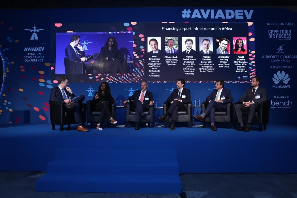 The Aviadev 2019 forum in Capetown